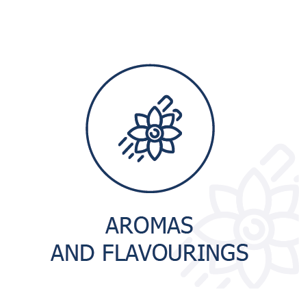 AROMAS AND FLAVOURINGS
